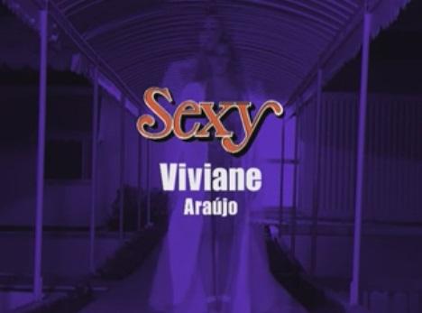 Viviane Araujo Especial Sexy