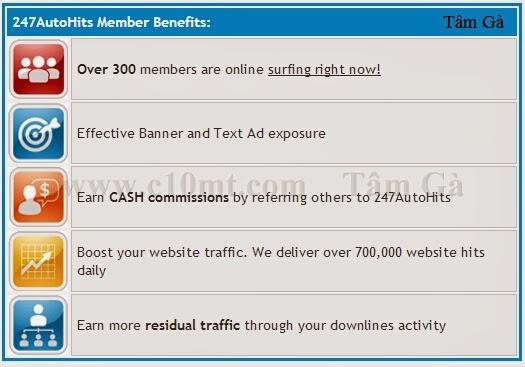 247autohits member benefits