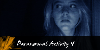 Paranormal Activity 3 910 Movie CLIP  The Witch House