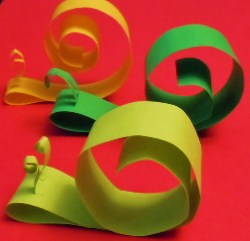 Craft Ideas August on Learning Ideas   Grades K 8  Snail Paper Craft Activity