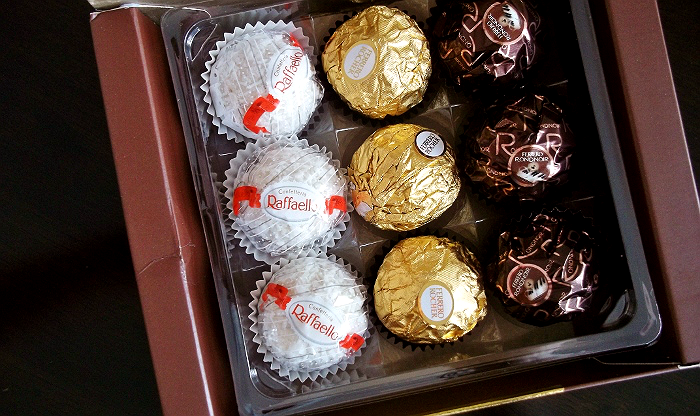 Ferrero Rocher Gift Box