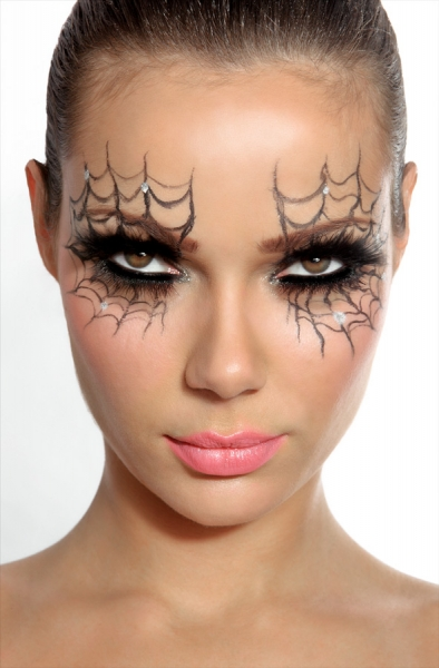 AllBeautyBrands: Halloween makeup Ideas