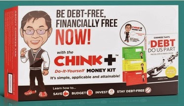 BUY CHINK+ MONEY KIT TO AVAIL DISCOUNTS!