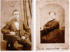 Patrick and Bridget McIntyre in San Francisco, c1865