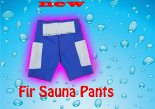 FIR SAUNA PANTS