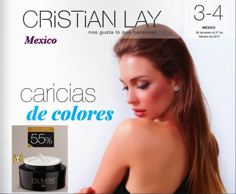 Cristian Lay Campaña 3-4 2015 mexico