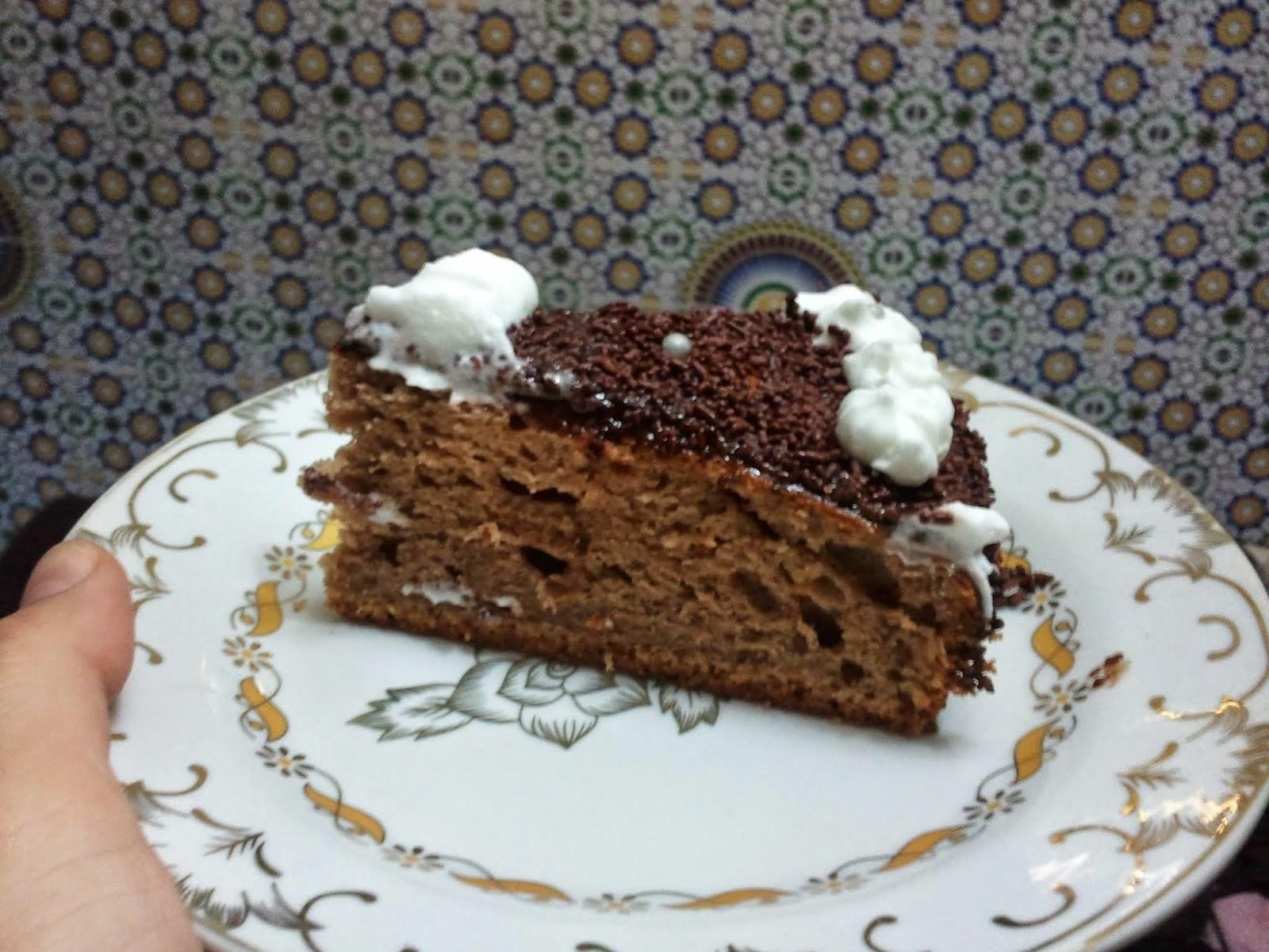 Comment faire un Cake Danette
