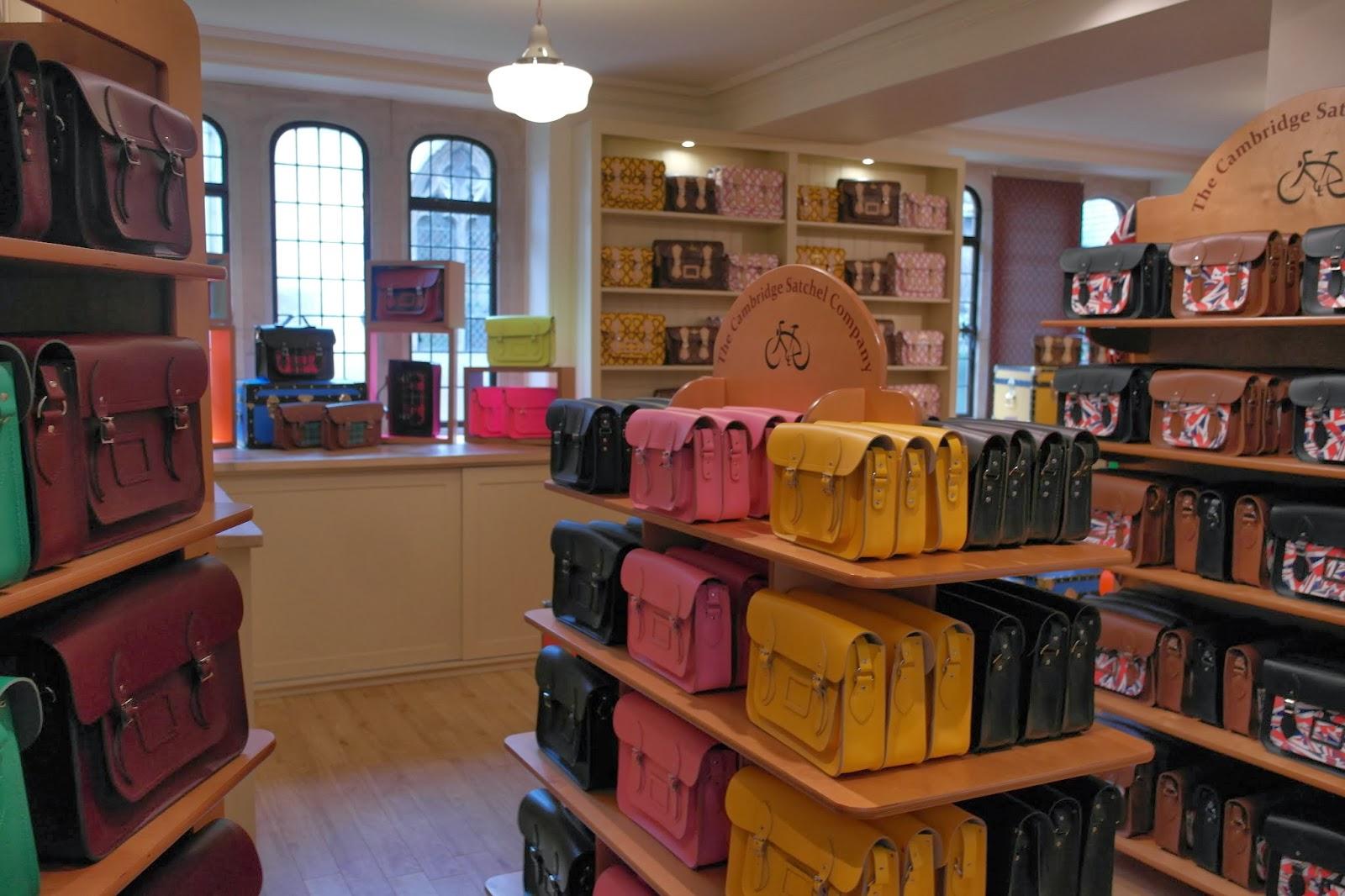 Cambridge Shop
