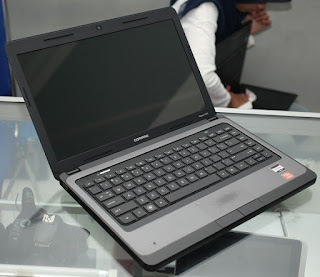 Compaq CQ43 AMD - Laptop Bekas Murah