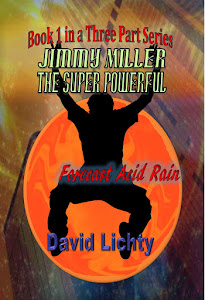Jimmy Miller The Super Powerful: Forecast Acid Rain