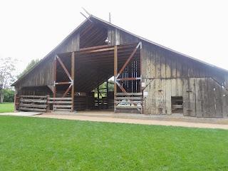 kolb farm sunday school barn