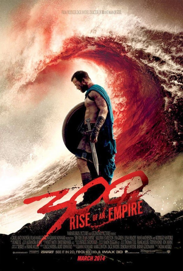 F33: 300 Rise of An Empire