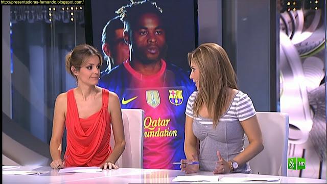 Susana Gusach y Maria Martinez