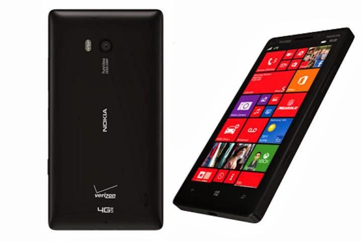 Spesifikasi dan Harga Nokia Lumia Icon (929)