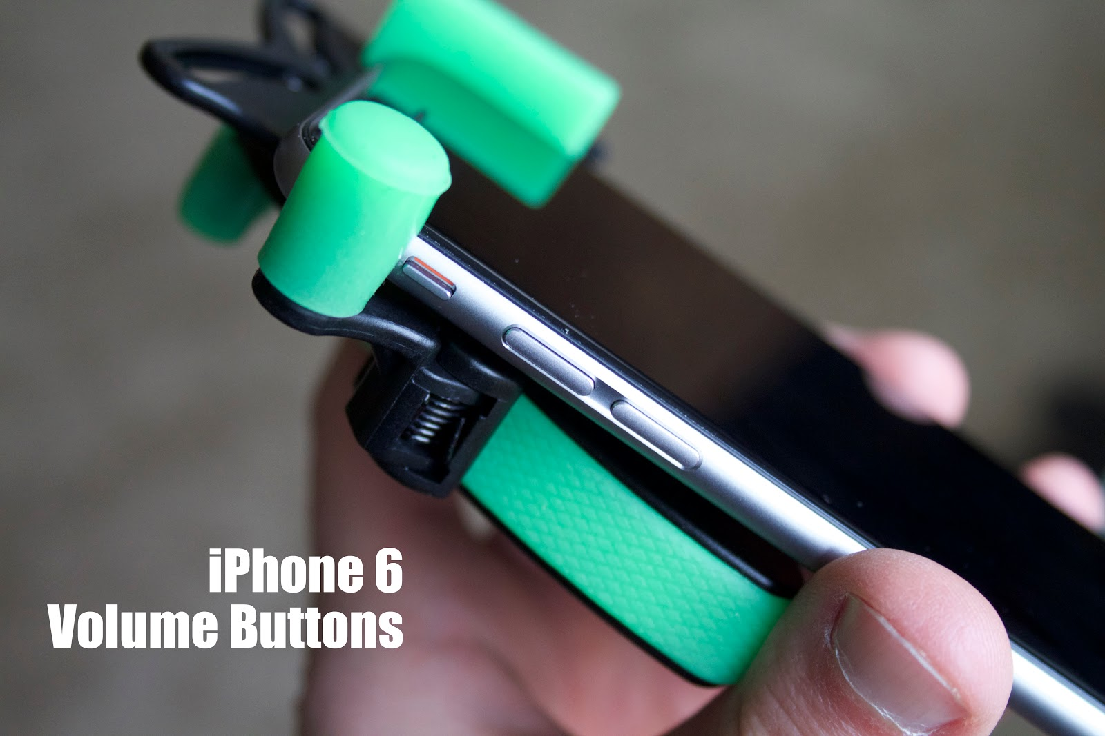 iphone 6 volume buttons