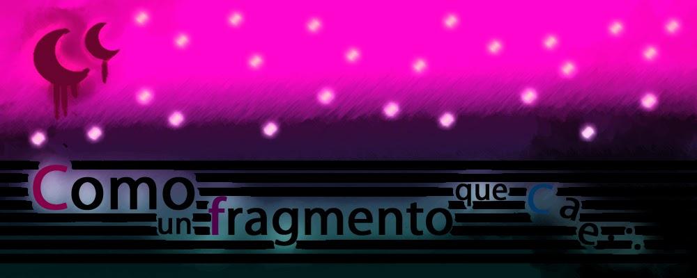Como un Fragmento que Cae