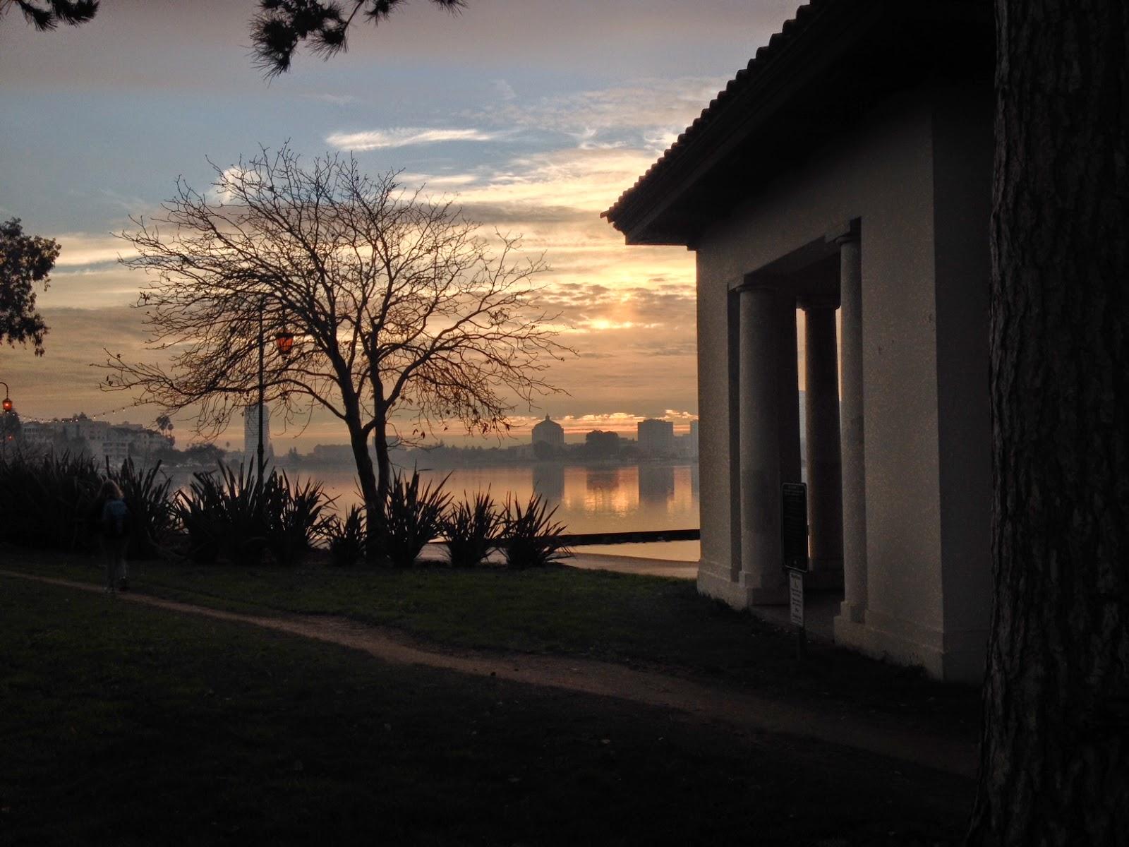 Oakland Skyline 2014 by Rachel Medanic