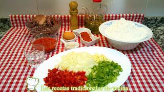 ingredientes empanada Gallega de pulpo