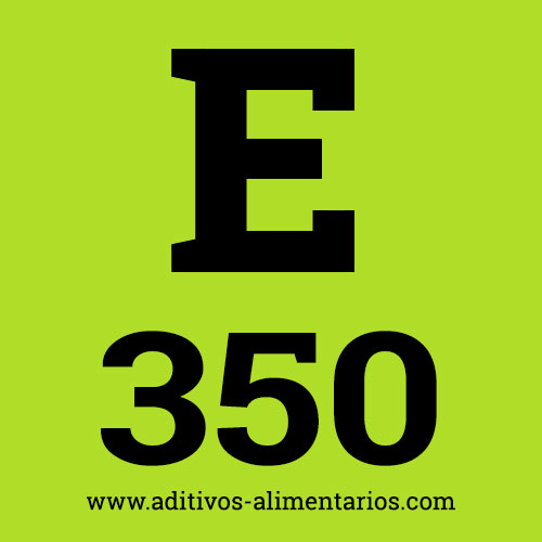 E350 - Malatos de Sodio