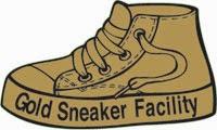 Gold Sneaker Certified