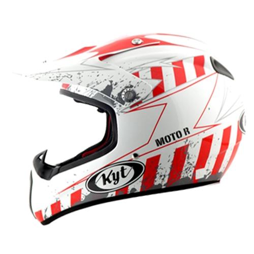 Helm kyt cross moto r