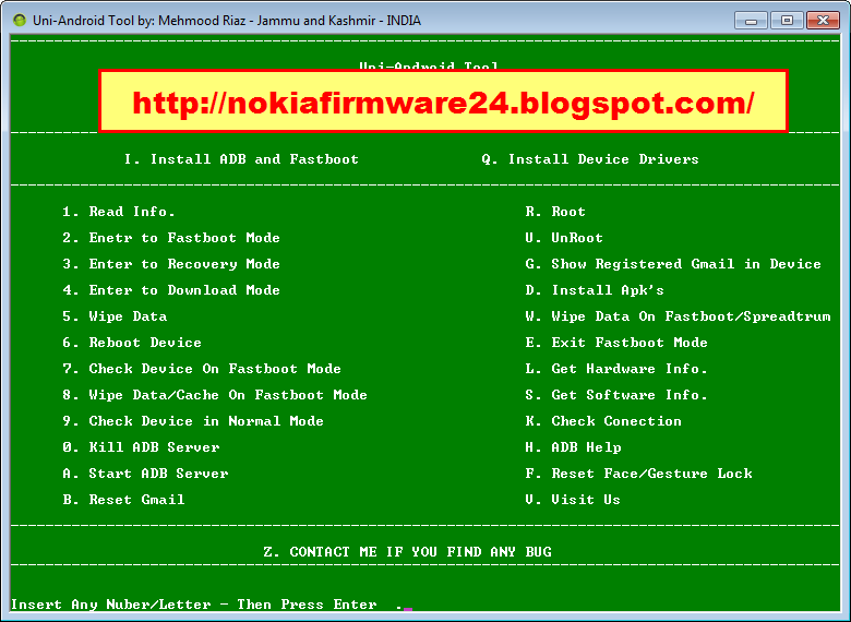Download Latest Update Root Pattern Lock Remover Tools