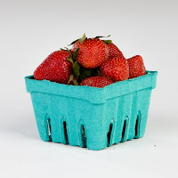 Berry Baskets display your produce perfectly.