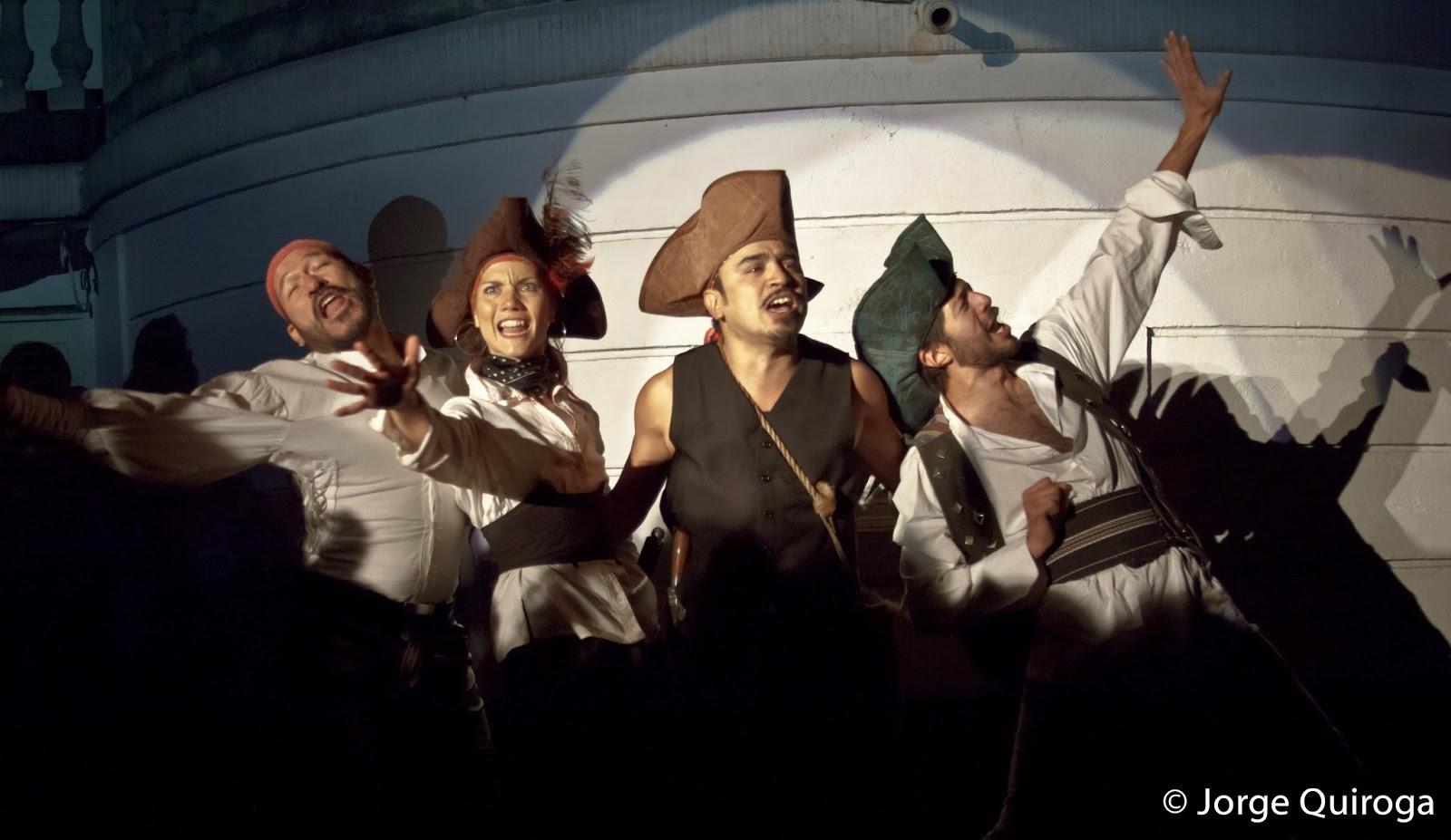 Actividades escénicas de Abril en los Teatros de la Ciudad de México