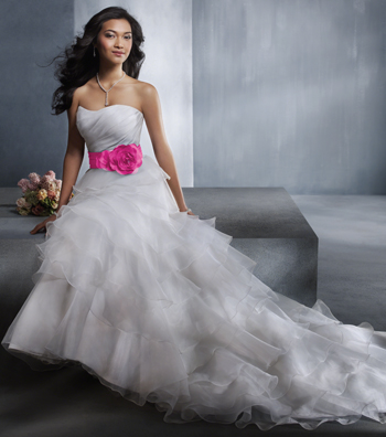Various Kinds Of Wedding Dresses With New Models Model