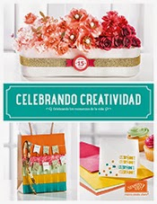NEW Stampin' Up! Celebrando Creatividad Supplemental Catalog image