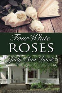 FOUR WHITE ROSES
