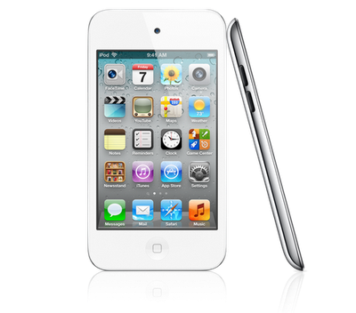 IPOD TOUCH 64G WHITE MD059ZP/A