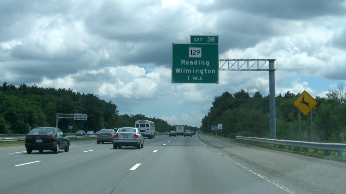I-93 Sign Replacement ...I 95 Exit 93