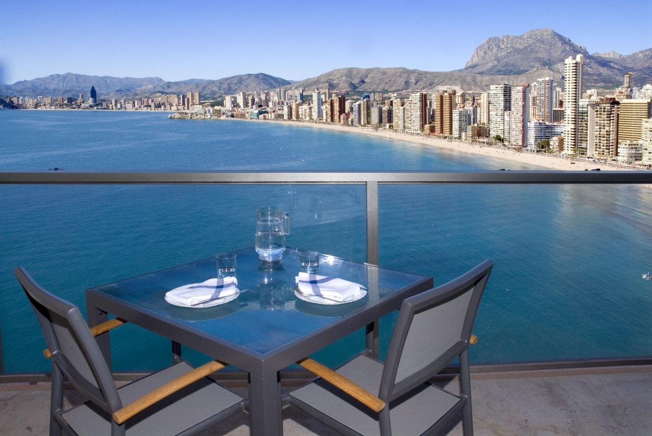 Informaci n de viajes ofertas de hoteles y apartamentos en benidorm - Ofertas de apartamentos en benidorm ...