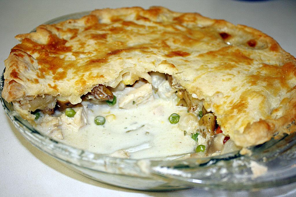 Food-Vangelist: Chicken Pot Pie