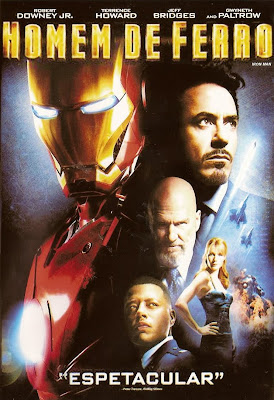 Homem de Ferro - DVDRip Dual Áudio