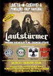 Lautstümer Tour Brazil 2011 (Araçatuba/SP)