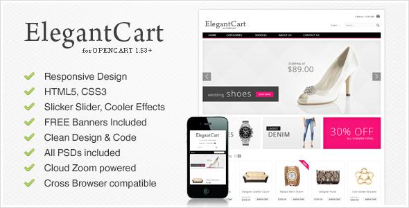 ElegantCart-Premium-Responsive-OpenCart-Template