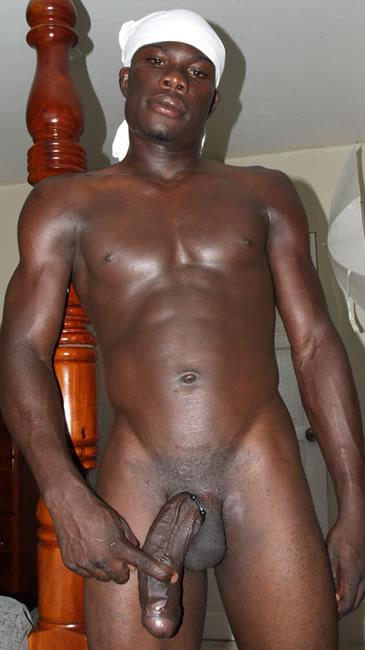 Black Guy Hung Like A Horse