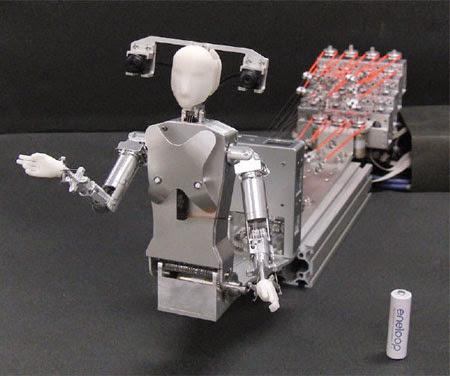MH – 2 robot