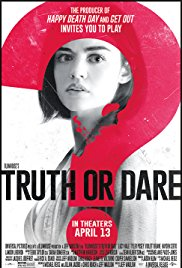 Watch Truth or Dare Online Free 2018 Putlocker