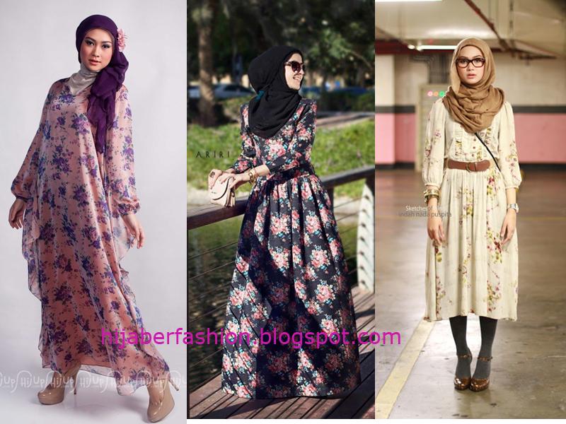 7 vintage muslimah style tutorial hijab Retro style fashion for muslimah