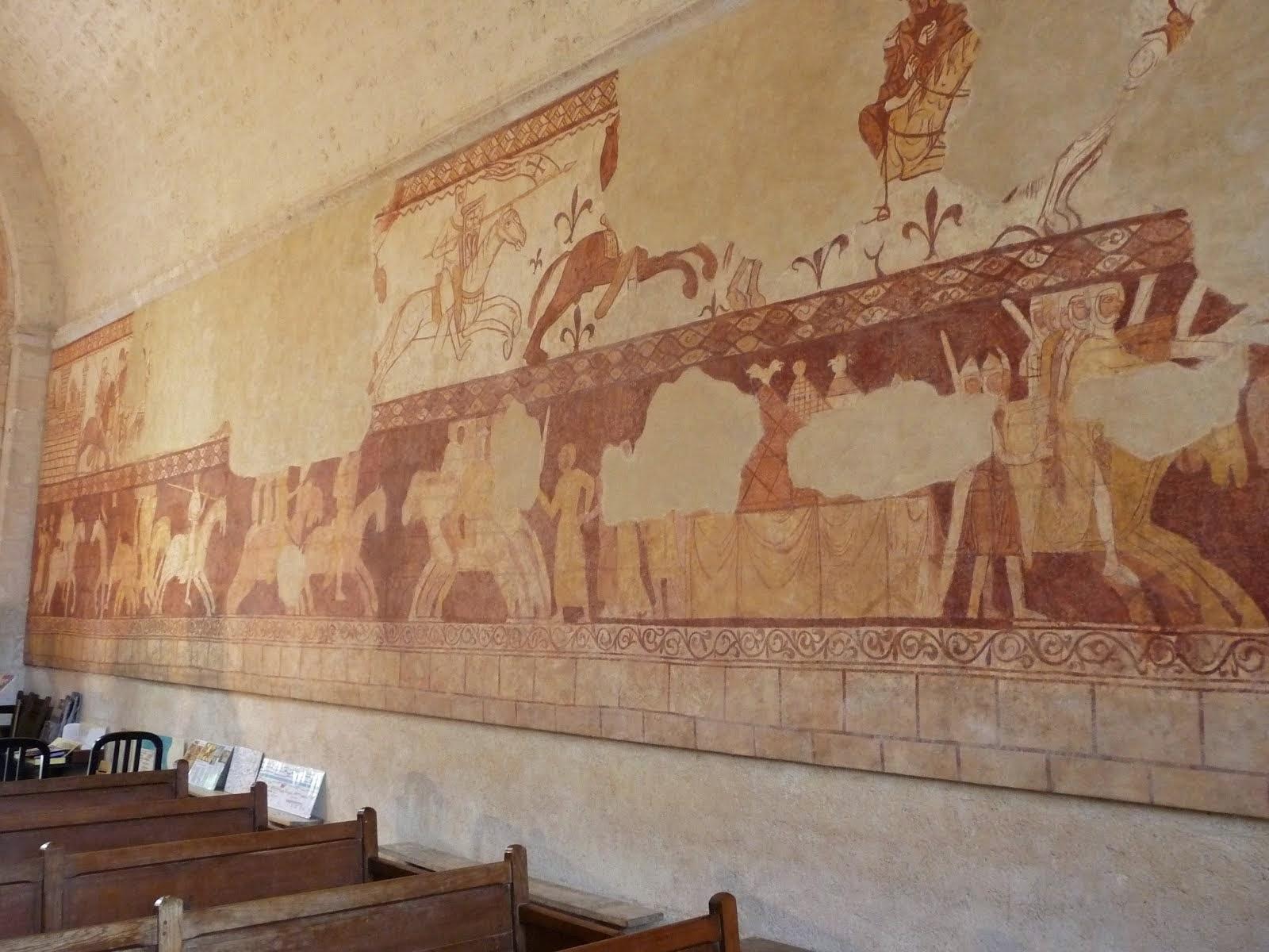 Templiers Chapelle
