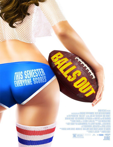Ver Balls Out (2014) Online