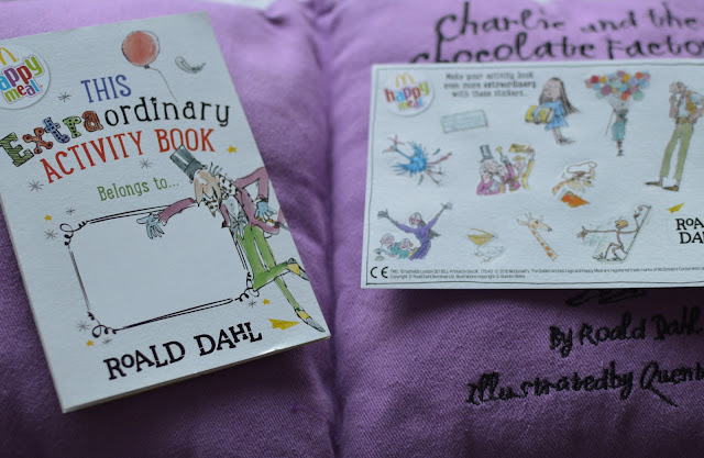 Roald Dahl Happy Books Initiative
