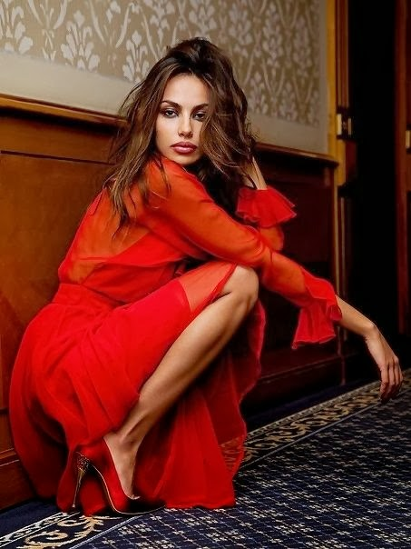 madalina ghenea dresses : cool chic style fashion