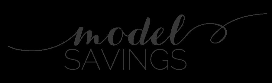 Model Savings
