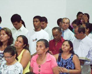Dia dos Pais na CPP e Santa Ceia CLICK VEJA AS FOTOS