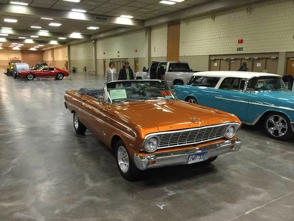 Amc Rapid City >> 1964 Ford Falcon Futura Convertible for Sale - Buy American Muscle Car