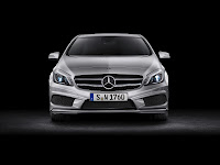 2013 Mercedes A-Class W176 Official photo